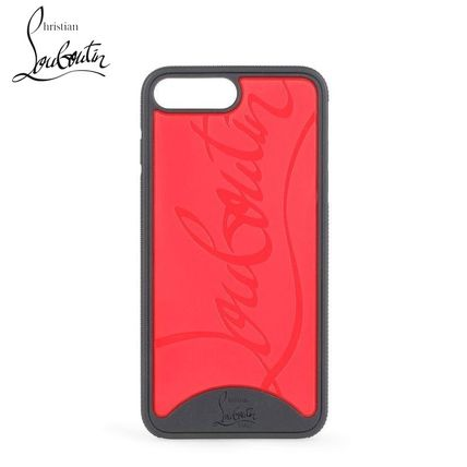 Christian Louboutin スマホケース・テックアクセサリー 関税込み☆CHRISTIAN LOUBOUTIN iPhone 7 and 8 Plus case