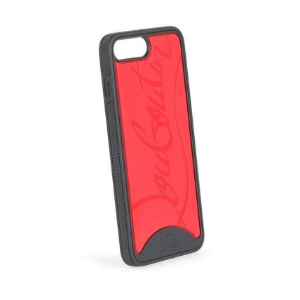 Christian Louboutin スマホケース・テックアクセサリー 関税込み☆CHRISTIAN LOUBOUTIN iPhone 7 and 8 Plus case(2)