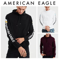 American Eagle Outfitters(アメリカンイーグル) パーカー・フーディ ☆ AMERICAN EAGLE ☆ GRAPHIC  フーディ ★