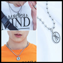 【ANOTHERYOUTH】A PENDANT NECKLACE★日本未入荷