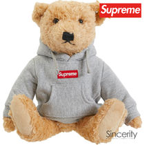 SUPREME STEIFF BEAR / HEATHER GREY