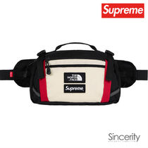 SUPREME THE NORTH FACE EXPEDITION WAIST BAG / WHITE