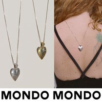 LA発!HEART NECKLACE【MONDO MONDO】