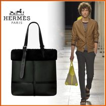 2019SS☆エルメス☆HERMES☆Sac Etriviere Shopping aviateur