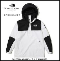 新作【The North Face】DALTON ANORAK ホワイト NA4HK03男女兼用