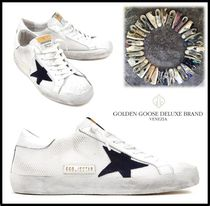 ★関税込/追跡★GOLDEN GOOSE★WHITE CODE SUPERSTAR SNEAKERS