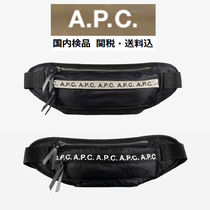 A.P.C.(アーペーセー)  Lucille ヒップバッグ