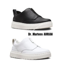 Dr Martens★AURIAN★ジッパー★兼用★22~28cm★2色