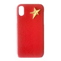 限定★【enchanted.LA】FANTASTIC STAR STUDDED COVER /  iPhone