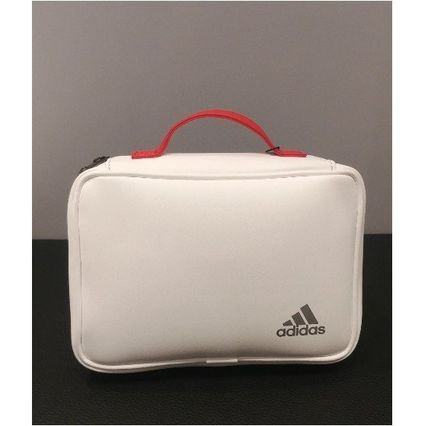 adidas メイクポーチ ADIDAS GOLF★BASIC POUCH / 2colors(5)