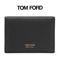 ∞∞ TOM FORD ∞∞ Bifold レザーカードケース☆