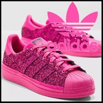 国内発送!正規品★adidas Originals★SUPERSTAR★GLITTER PINK