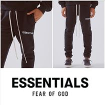 日本未発売!【FEAR OF GOD】Essentials Sweatpants