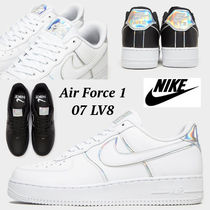◆NIKE◆Air Force 1 07LV8 ナイキ エアフォース イリディセント