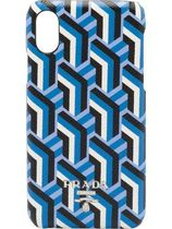PRADA Twist print iPhone X/XS case
