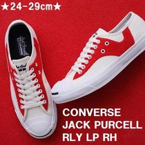 """ENERGY WAVE""★CONVERSE JACK PURCELL RLY LP RH★ホワイト"