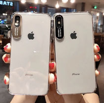 8c7df85a88 iphoneXsMAX X XR Xs 8plus 7 6s 6plus ケース クリア ハード
