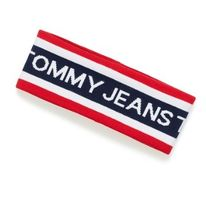 TOMMY JEANS ロゴヘッドバンド