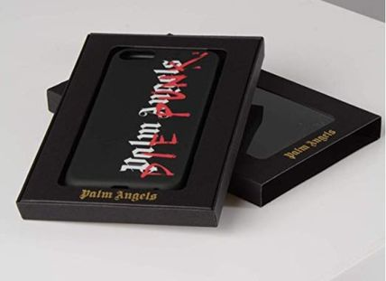 Palm Angels スマホケース・テックアクセサリー Palm Angels X Playboi Carti Die Punk Iphone X Case カバー(4)