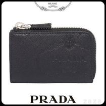 PRADAプラダ 2MC034 SAFFIANO LEATHER CARD HOLDER