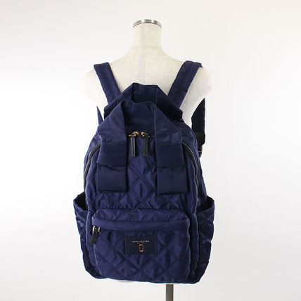 dccb8b7d52 ... Marc by Marc Jacobs マザーズバッグ 返品可能 MARC JACOBS large backpackバックパック【国内