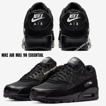 NIKE★AIR MAX 90 ESSENTIAL★BLACK/WHITE