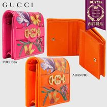 【正規品保証】GUCCI★19春夏★SUPREME CANVAS CARD CASE