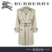 BURBERRY★KIDS★HUGELLAトレンチコート10Y