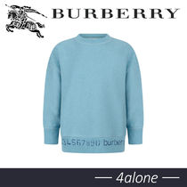 BURBERRY★KIDS★GEROMEスウェット★3Y-10Y