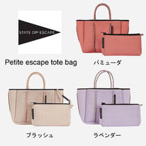 State of escape 2way Petite guise トートバッグ3色