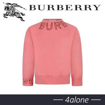BURBERRY★KIDS★ROSALIAロゴスウェット★3Y-10Y