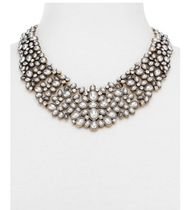 ☆注目☆BaubleBar 'Kew' Crystal Collar Necklace 送料間税込