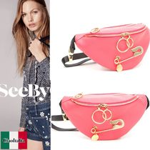 See by Chloe Leather Beltbag With Piercing