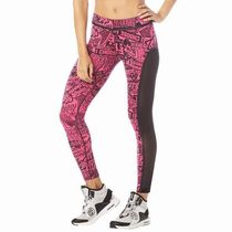 ☆ZUMBA・ズンバ☆Courage Piped Ankle Leggings PK