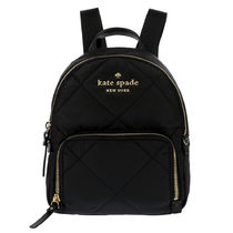 KATE SPADE バッグ WATSON LANE QUILTED HARTLEY リュック BLACK
