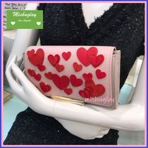 【kate spade】ハートがいっぱい♪make it mine heart flap★