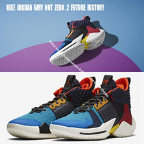 NIKE★JORDAN WHY NOT ZERO.2 FUTURE HISTORY★マルチカラー