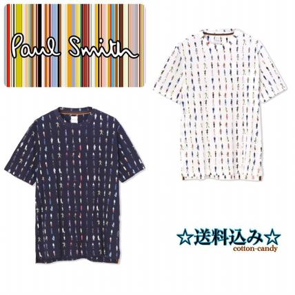 1a6a6355c386 Paul Smith Tシャツ・カットソー ◎国内発送PaulSmith Paul's People プリントカットソー ...