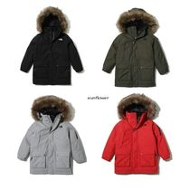 ★THE NORTH FACE★キッズ/MCMURDO CAMP DOWN PARKA/ダウン