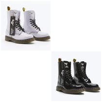 Dr Martens×MARC JACOBS  コラボ 1490 10ホール  パテント