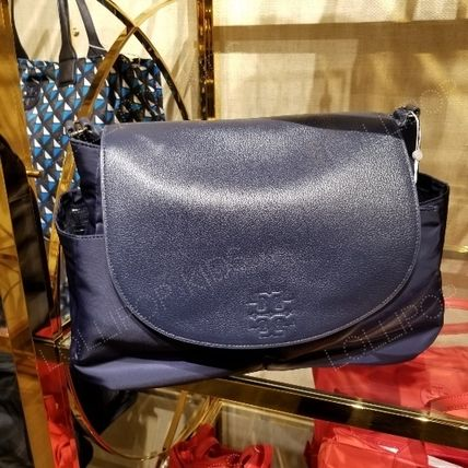 f593d80858be Tory Burch マザーズバッグ 2019SS♪ Tory Burch ☆ THEA NYLON MESSENGER BABY BAG ...