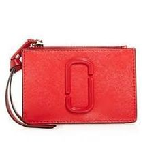 Marc Jacobs☆Top Zip Leather Multi Card Case新色