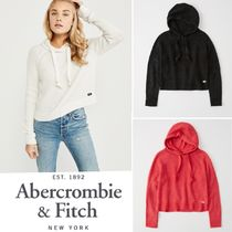 Abercrombie&Fitch*国内発送(追跡有)送関込*ファジーセーター