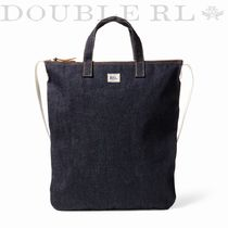RRLダブルアールエル☆Selvedge Denim Tote