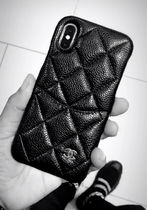 早い者勝ち★2019最新作CHANEL★iPhone X hard case