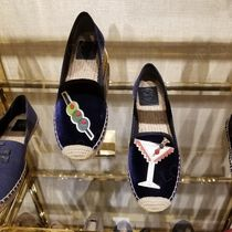 2018AW♪ Tory Burch ★ MARNE AND OLIVE ESPADRILLE