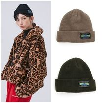 ANOTHER A(アナザーエー) ニットキャップ・ビーニー 日本未入荷ANOTHER AのBasic short beanie 全5色