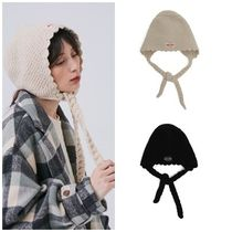 ANOTHER A(アナザーエー) 帽子・その他 日本未入荷ANOTHER AのKnitted Ear Muff 全2色