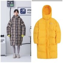 ANOTHER A(アナザーエー) ダウンジャケット・コート 日本未入荷ANOTHER AのOversized Long Down Jacket 全4色