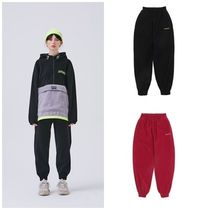 ANOTHER A(アナザーエー) メンズ・ボトムス 日本未入荷ANOTHER AのPolar Fleece Jogger Pants 全2色